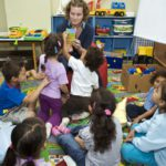 My personal mission – a day in the life of a pre-school club teacher