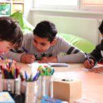Děti, které se chtějí učit, najdete úplně všude