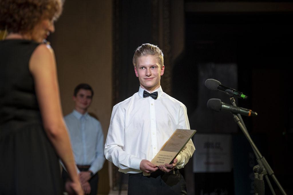 Vítěz ceny Gratias Tibi v kategorii ZŠ