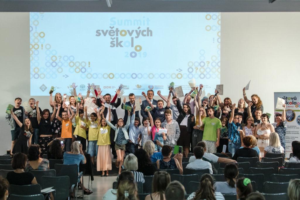 Summit Světových škol 2019