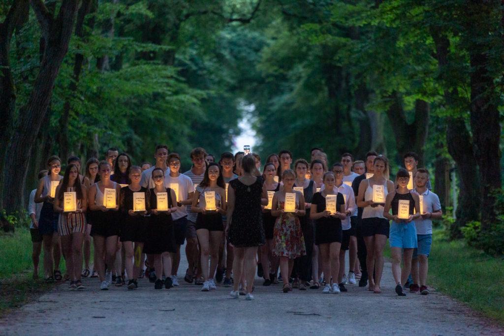 Uctění památky obětí komunistického režimu