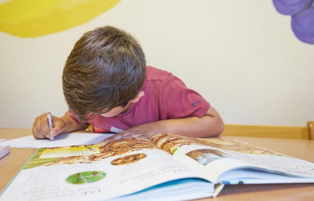 Doučujeme děti v Česku. Foto: Iva Zímová