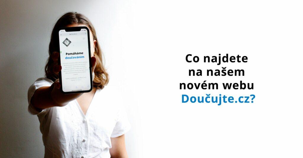 Nový web doucujte.cz